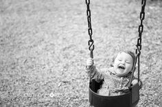 First birthday portrait session at the park