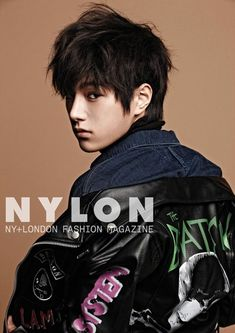 INFINITE's L leaves fans in awe with his perfect visuals for 'Vogue Girl' & 'Nylon' | allkpop.com
