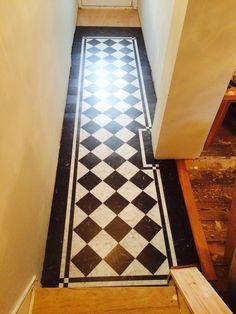 Victorian house - Karndean tiles