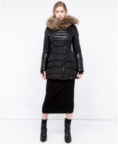SILVIA BLACK   Women Outerwear   RUDSAK