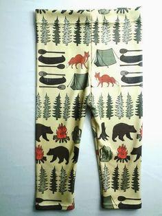 ¡Qué calentitos son unos leggins! Invierno / winter Ropa / Clothes Moda / Fashion / Style Niños / Kids