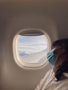Catch A Flight, Airplane View, Summer, Summer Time