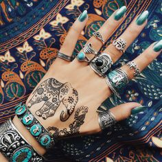 Tribal Boho Jewelry