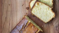 Candied Pineapple and Cashew-Lime Pound Cake from the Tasting Table Test Kitchen