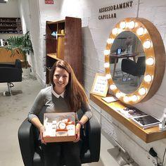 @sabrina_bri91 la flamante ganadora de nuestro concurso ya tiene su lote de Nutritive @kerastase_official  #kerastase #hairsalon #look #lookoftheday #nutritive #peluqueria #perruqueria #barcelona #bcn #barcelonagram