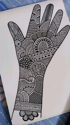 Round Mehndi Design, Mehndi Designs Front Hand, Peacock Mehndi Designs, Rajasthani Mehndi Designs, Back Hand Mehndi Designs, Stylish Mehndi Designs, Latest Bridal Mehndi Designs, Mehndi Designs Book, Mehndi Designs For Girls