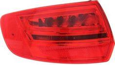 All Audi A3 Quattro Taillights