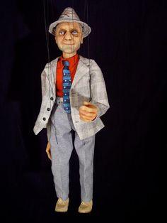 loutka Davida Vávry pro cyklus dokumentů Šumná města Puppets, Film, Inspiration, Style, Movie, Biblical Inspiration, Swag, Movies, Film Stock