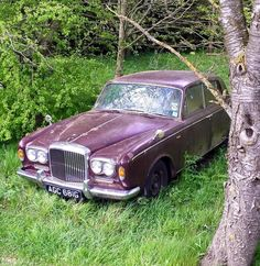 1969 Bentley in need of some TLC