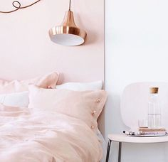 Pale Pink Color Trends | Pale pink, Apartment therapy and Therapy