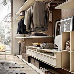 Elegant 'Charlotte' Clothes Cabin by Veneran