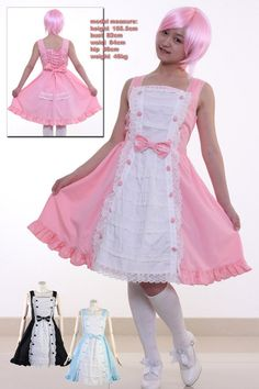 sweet lolita dress #bodyline