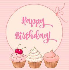 birthday for him Birthday Greetings For Facebook, Happy Birthday Tag, Fall Birthday Parties, Diy Birthday Banner, Happy Birthday Cupcakes, Birthday Cards For Mom, Birthday Posts, Birthday Tags, Diy Birthday Decorations