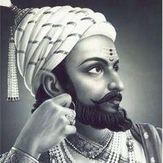 Image result for shivaji maharaj photo black white