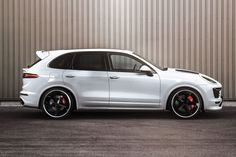 Techart Porsche Cayenne: 700 PS & 920Nm.  Vmax 308km/h