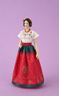 KEN BARBIE DOLL CLOTHES Traditional Ethnic Mexican Charro Peasant Costume