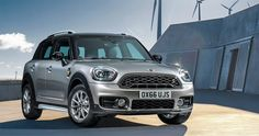 Mini Countryman Plug-in Hybrid (2017)