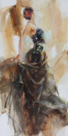 Anna Razumovskaya - Unfolding dance 1