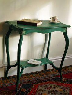 Luxury Vintage Hall Tables