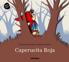 """""""Caperucita Roja"""" - Meritxell Martí (Editorial Combel) Cuento Pop Up, Book Authors, Books, Traditional Tales, Pop Up Cards, Red Riding Hood, Little Red, Mini, Fairy Tales"""