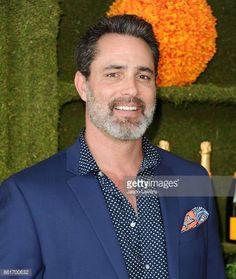 Actor Victor Webster attends the 8th annual Veuve Clicquot Polo Classic at Will Rogers State Historic Park on October 14 2017 in Pacific Palisades...