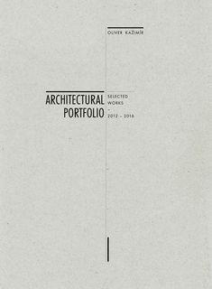 #ClippedOnIssuu from Oliver Kažimír Architectural Portfolio 2016