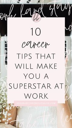 10 Career Tips Everyone Should Know - Boss Babe Chronicles Career Quiz, Career Coach, New Career, Career Advice, Career Ideas, Career Success, Career Change, Success Mantra, Superstar