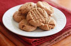 Mega Healthy Peanut Butter Cookies Recipe - The Daring Gourmet