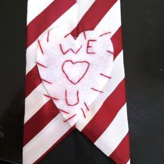 A little note our missionary with always have with him. Plus the one special tie he won't trade:)