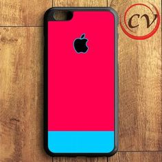 Blue Pink Strip iPhone 6 Plus | iPhone 6S Plus Case