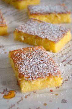 Receta de Cortaditos de Limón Citrus Recipes, Sweet Recipes, 16 Cake, Pan Dulce, Best Dishes, No Bake Desserts, Cake Cookies, Blondies, Delish