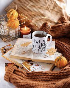 fall home decor Cosy Autumn animation I made Autumn Cozy, Autumn Fall, Autumn Tea, Cosy Winter, Autumn Coffee, Autumn Nature, Autumn Photography, Photography Books, Autumn Aesthetic Photography