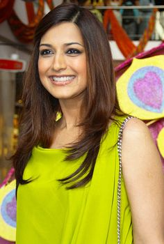 Sonali contented with TV!
