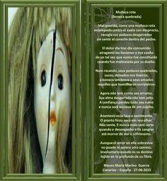 """Muñeca rota ( Boneca quebrada) - Insp.: """"Raízes de ausência"""" De Mar... - - Encontro de Poetas e Amigos"""