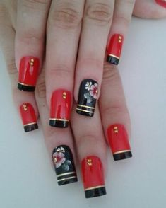 @mariah_motta25 #unhaskeycacau #unhasdediva #joiasdeunhas Toe Designs, Diy Nail Designs, 3d Nail Art, 3d Nails, Stylish Nails, Trendy Nails, Look Good Feel Good, Pretty Nail Art, Super Nails