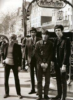 The Who love Paris