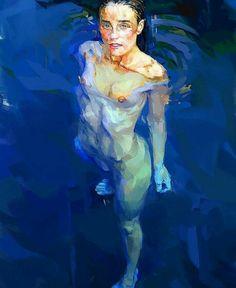 Figuras bajo el agua