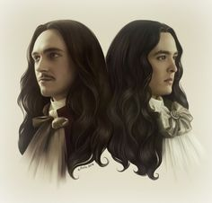 New pic with George Blagden and Alex Vlahos :)