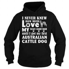 Love my Australian Cattle Dog shirt for dog lovers