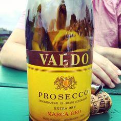 Prosecco at Wimbledon #wine