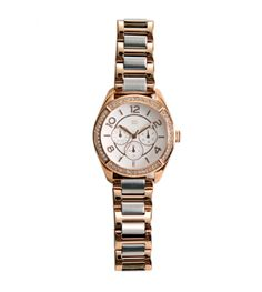 For Her: Tommy Hilfiger #watch #gold #silver