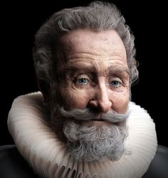Portraits Of The 21st Century: The Most Photorealistic 3D Renderings Of Human…