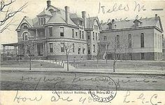 NC-HIGH POINT-GRADED SCHOOL BUILDING-MAILED 1906-R65861