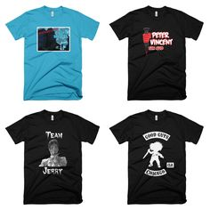 Tom Holland's Terror Time has new t-shirts avail at www.THTerrorTime.com #horror #normanbates #childsplay #frightnight #tomholland