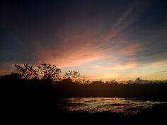 Sunset, Kota Kinabalu, Malaysia.