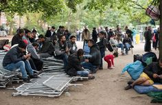 """German officials said Friday (9-25-2015) they estimate that almost a third of asylum-seekers who arrive in the country and claim to be Syrian are in fact from elsewhere. """"We are seeing forged Syrian passports. There are people who claim to come from Syria but don't speak a word of Arabic,"""" Interior Minister Thomas de Maiziere told reporters in Berlin."""