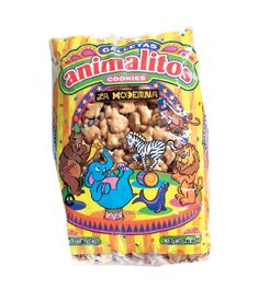 Buy Animal cookies at MexGrocer.com. Galletas de Animalitos. Mexican Snacks, Mixed Nuts, Dog Food Recipes, Chips, Culture, Cookies, Animal Crackers, Sweet, Recipes