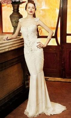 YolanCris Vintage Revival Gown 2011