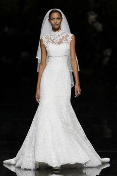 UGALDE - Pronovias 2013 Bridal Collection, via Flickr.
