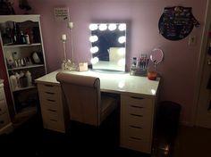 # vanity mirror